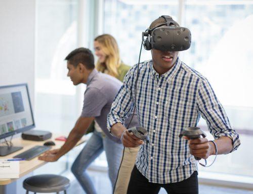 Virtual Reality-Anwendung für den Fachunterricht